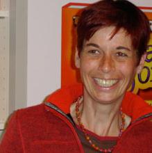 Petra Lefin, Grafik-Designerin und Illustratorin
